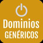 Nombres de dominios genéricos