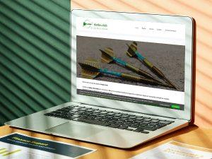 Página web del club de dardos: dardos.club