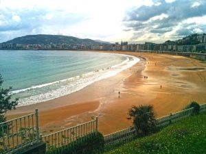 Santander - playa el sardinero